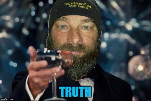 TRUTH | made w/ Imgflip meme maker
