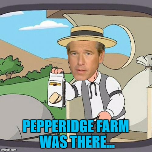 PEPPERIDGE FARM WAS THERE... | made w/ Imgflip meme maker