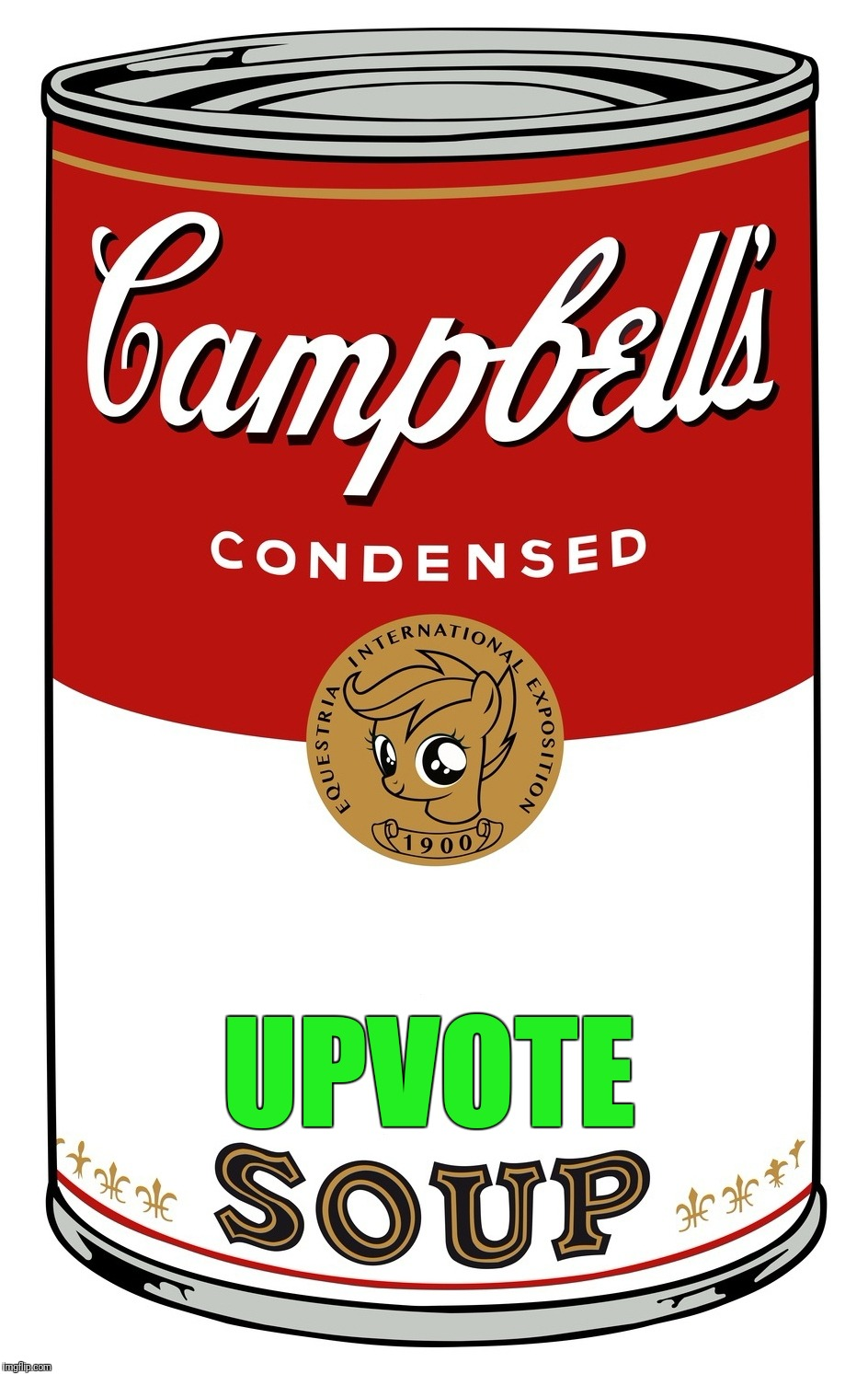 ImgFlip Soup | UPVOTE | image tagged in imgflip soup | made w/ Imgflip meme maker