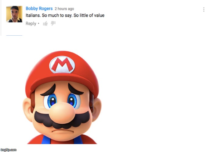 Poor Mario | image tagged in mario | made w/ Imgflip meme maker
