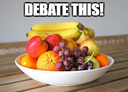 DEBATE THIS! | made w/ Imgflip meme maker