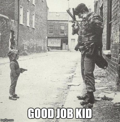 GOOD JOB KID | made w/ Imgflip meme maker