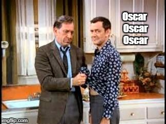 """Oh no, not on the curtains!"" 