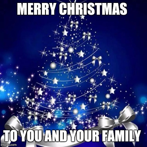 Merry Christmas  | MERRY CHRISTMAS TO YOU AND YOUR FAMILY | image tagged in merry christmas | made w/ Imgflip meme maker