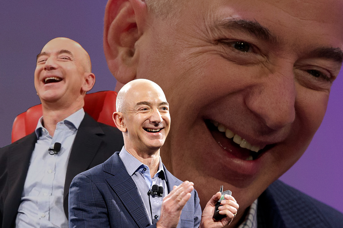 Image result for jeff bezos gif