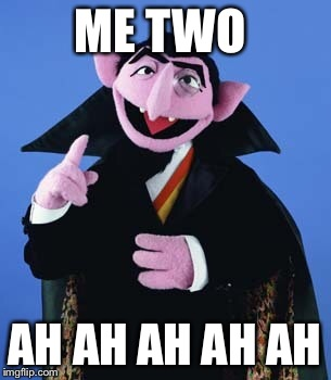 ME TWO AH AH AH AH AH | made w/ Imgflip meme maker
