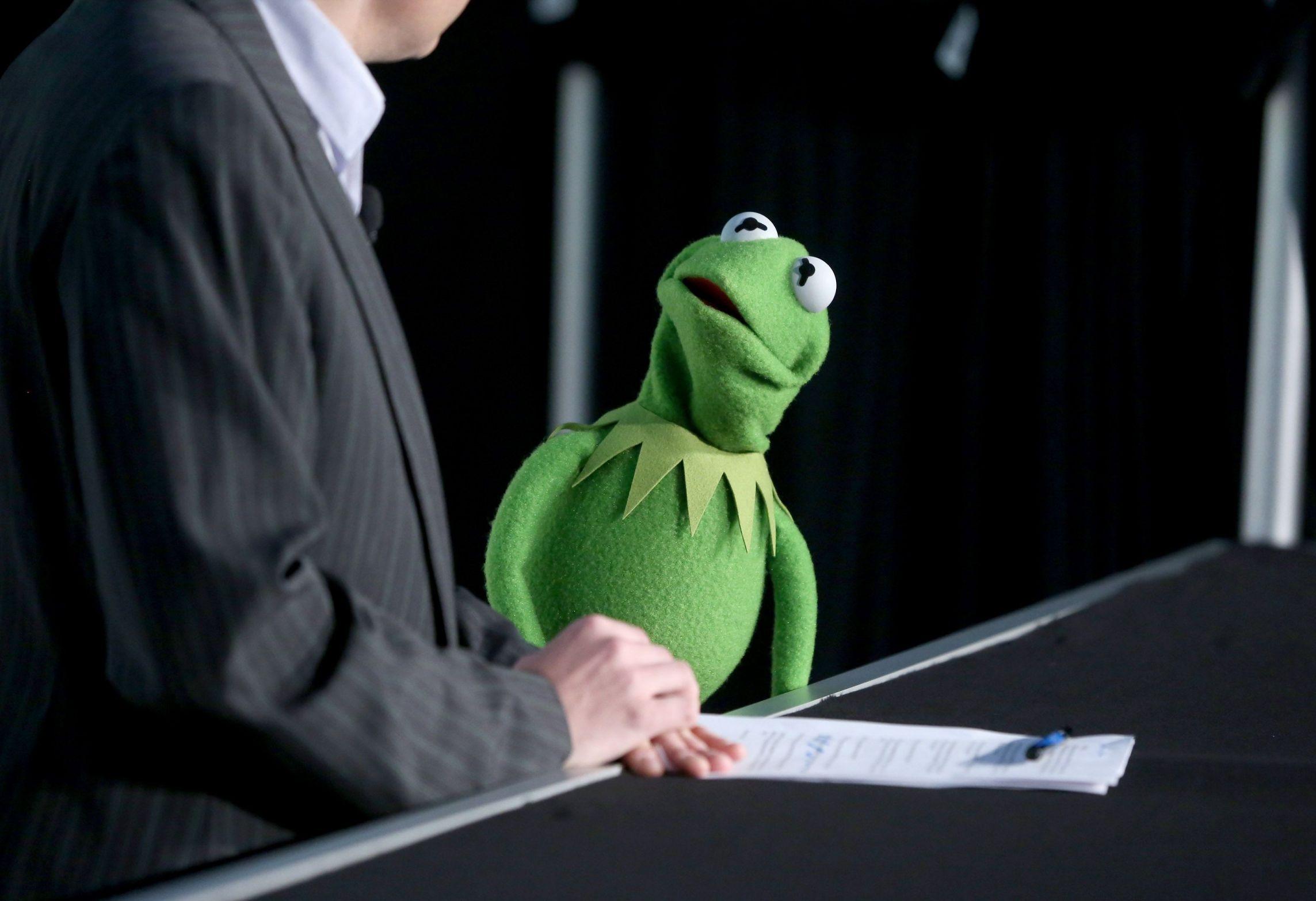 Imágenes De Kermit The Frog Meme Generator