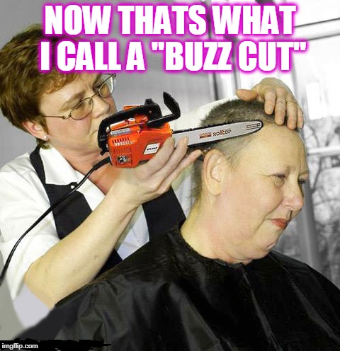 "BUZZ CUT | NOW THATS WHAT I CALL A ""BUZZ CUT"" 