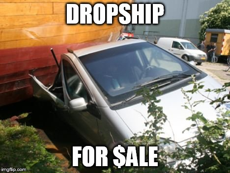 DROPSHIP FOR $ALE | made w/ Imgflip meme maker