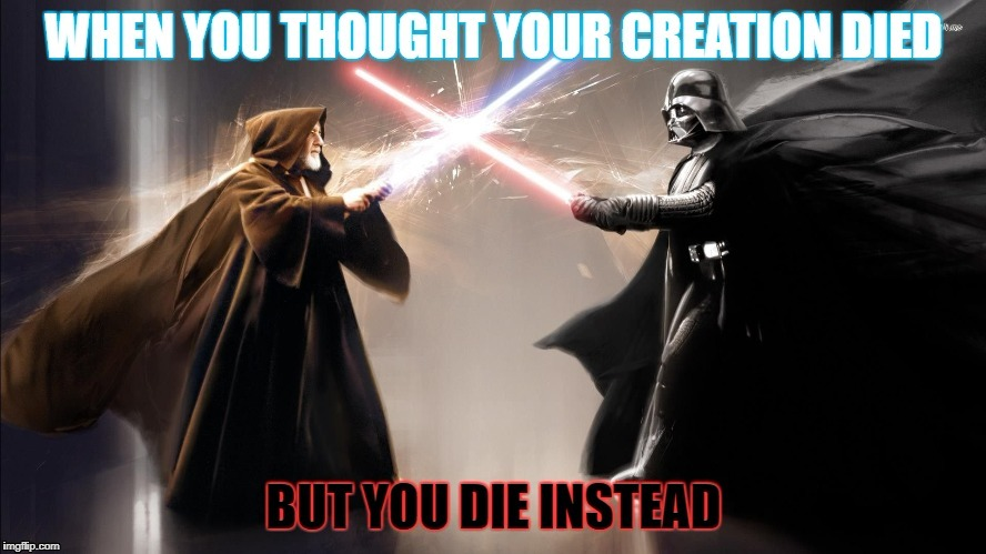 image tagged in star wars | made w/ Imgflip meme maker