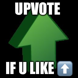 upvote arrow | UPVOTE IF U LIKE ⬆️ | image tagged in upvote arrow | made w/ Imgflip meme maker
