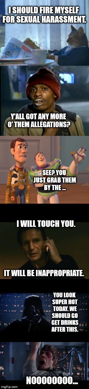 Random Sexual Harassment Memes Imgflip