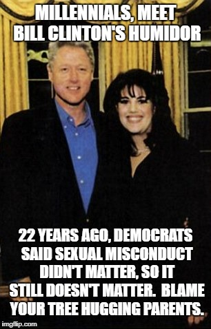 "I wonder how many millennials have to look up ""Humidor."" 