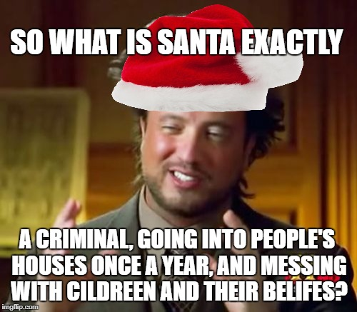 "What i think of ""Saint Nicholas"" 