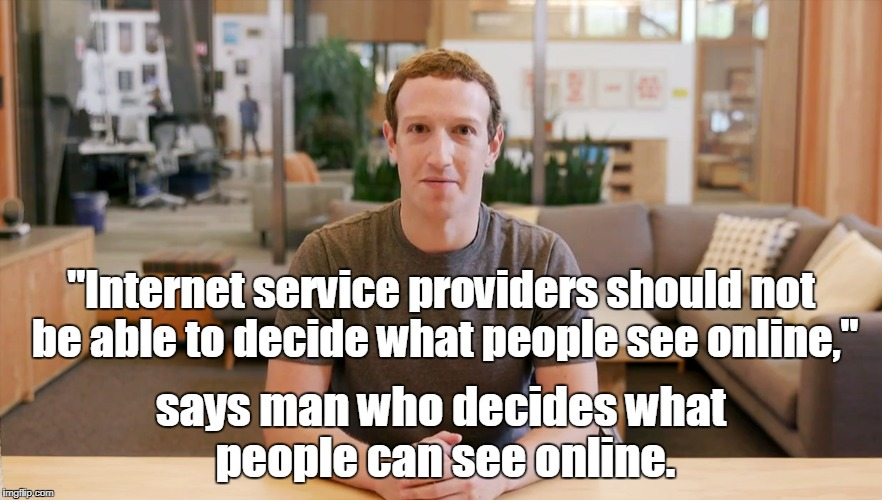 "Content deemed ""offensive"" is removed based on ""community guidelines"" so it can't been seen by people who want to see it anyway. 