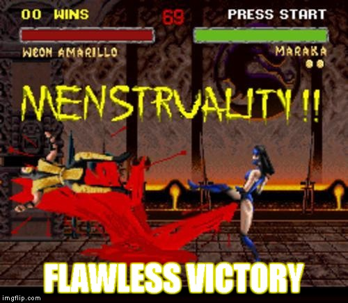 Mortal Kombat Shark Week |  FLAWLESS VICTORY | image tagged in memes,mortal kombat,menstruality,fatality,flawless victory,shark week | made w/ Imgflip meme maker