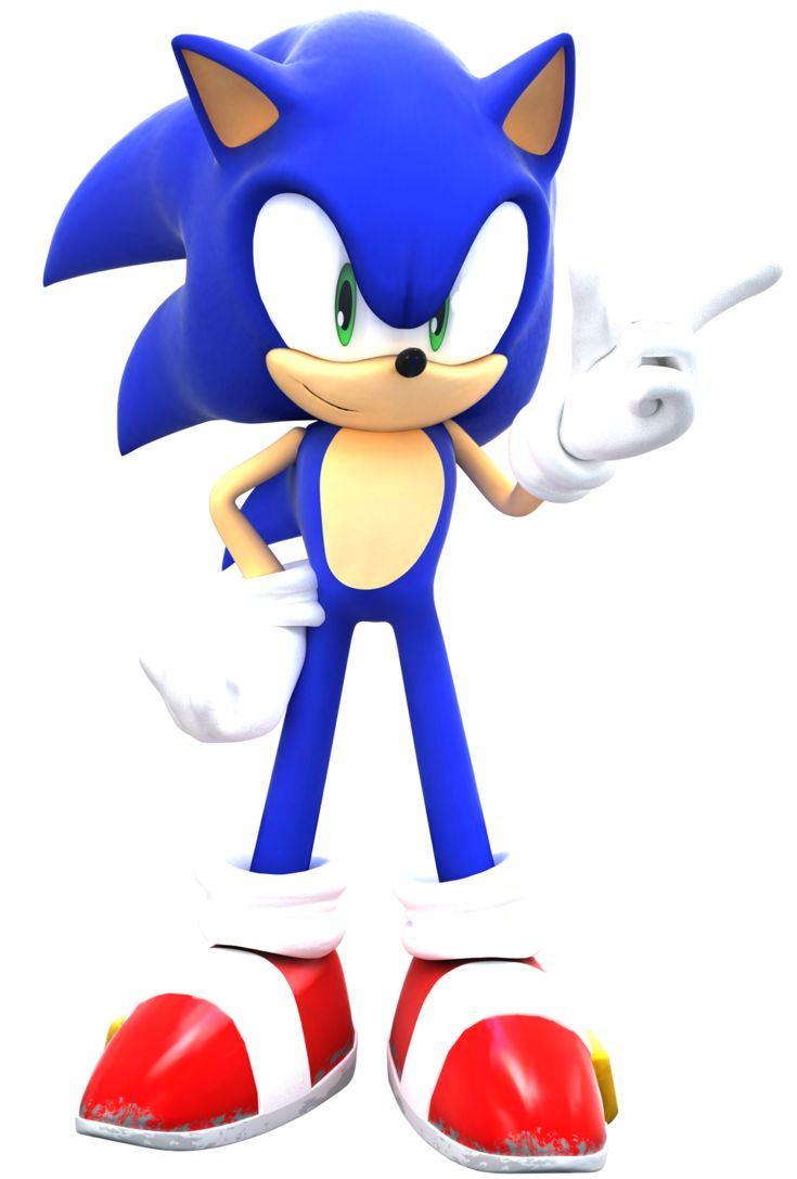 Sonic The Hedgehog Blank Template Imgflip