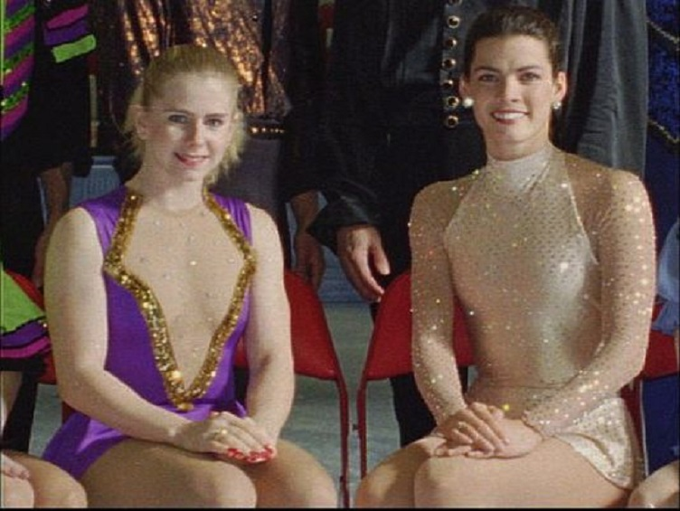 Image result for tonya harding banned from figure skating