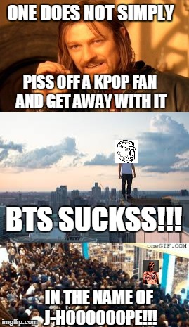 What Happens To Kpop Haters Imgflip