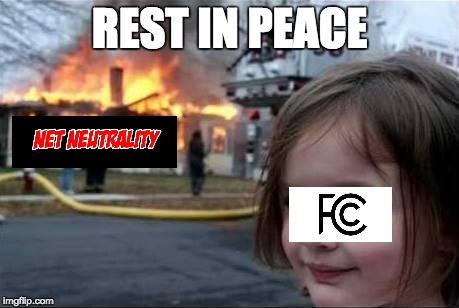 Burning House Girl | REST IN PEACE | image tagged in burning house girl | made w/ Imgflip meme maker