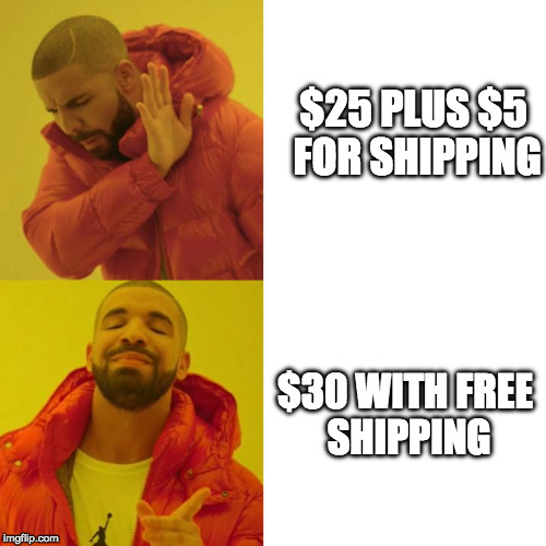 Merry Christmas!! | $25 PLUS $5 FOR SHIPPING $30 WITH FREE SHIPPING | image tagged in drake blank,free shipping,drake,amazon | made w/ Imgflip meme maker