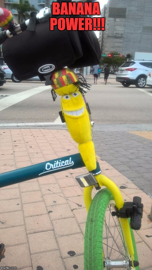 Rasta Banana  | BANANA POWER!!! | image tagged in banana power | made w/ Imgflip meme maker