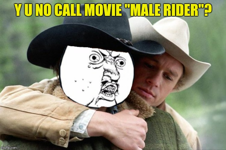 "Or perhaps ""Blowmanza""  (still a better love story than ""Twilight"") 