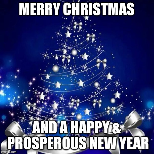 Merry Christmas  | MERRY CHRISTMAS AND A HAPPY & PROSPEROUS NEW YEAR | image tagged in merry christmas | made w/ Imgflip meme maker