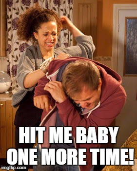 HIT ME BABY ONE MORE TIME! | made w/ Imgflip meme maker