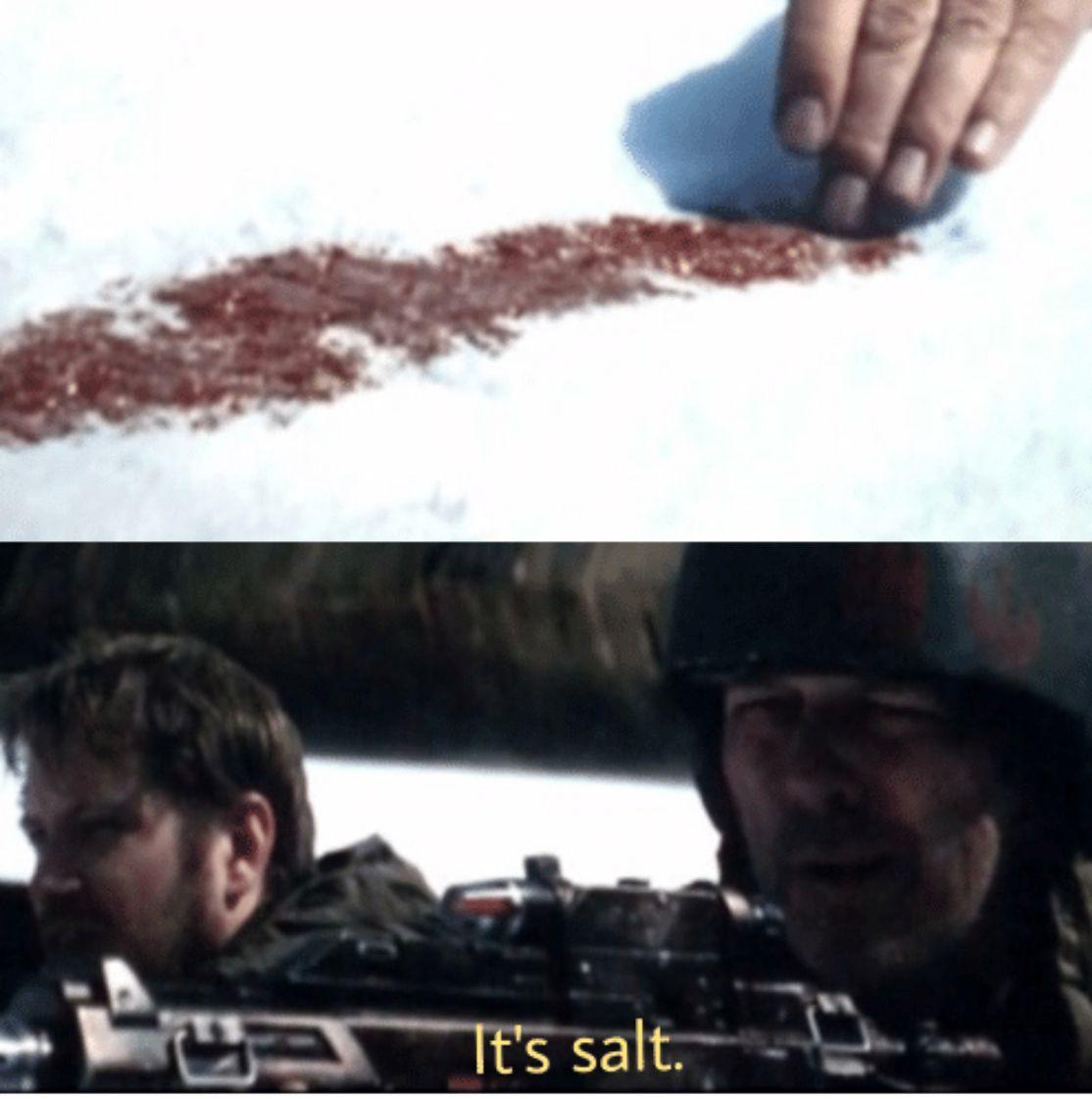 Star Wars Salt Blank Template Imgflip