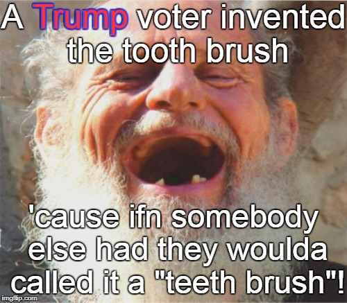 "If you can't laugh at ""your side"" you don't belong on the internet  