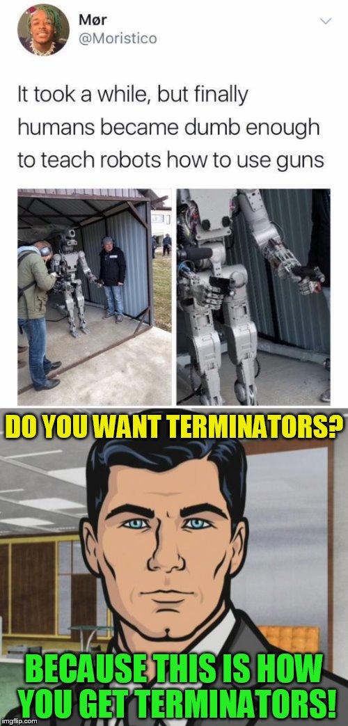 Skynet Memes Gifs Imgflip
