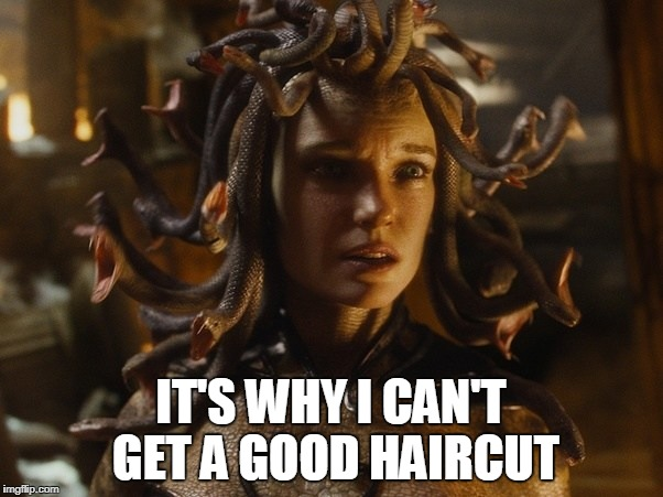 IT'S WHY I CAN'T GET A GOOD HAIRCUT | made w/ Imgflip meme maker