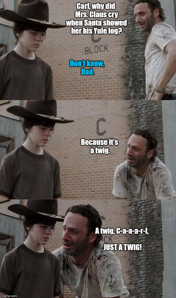 21jyun rick and carl 3 1 latest memes imgflip