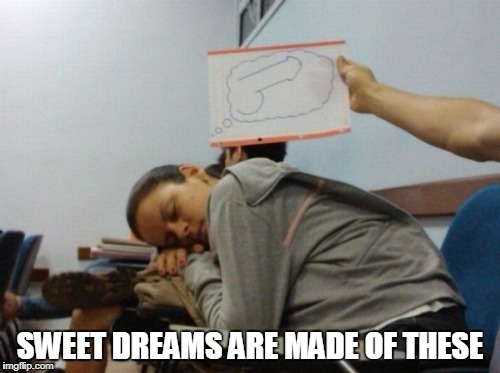Sweet dreams are made of these | SWEET DREAMS ARE MADE OF THESE | image tagged in sweet dreams,funny,funny memes,school | made w/ Imgflip meme maker