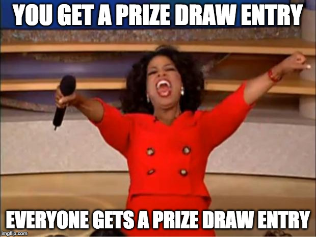 Prize Draw Entry