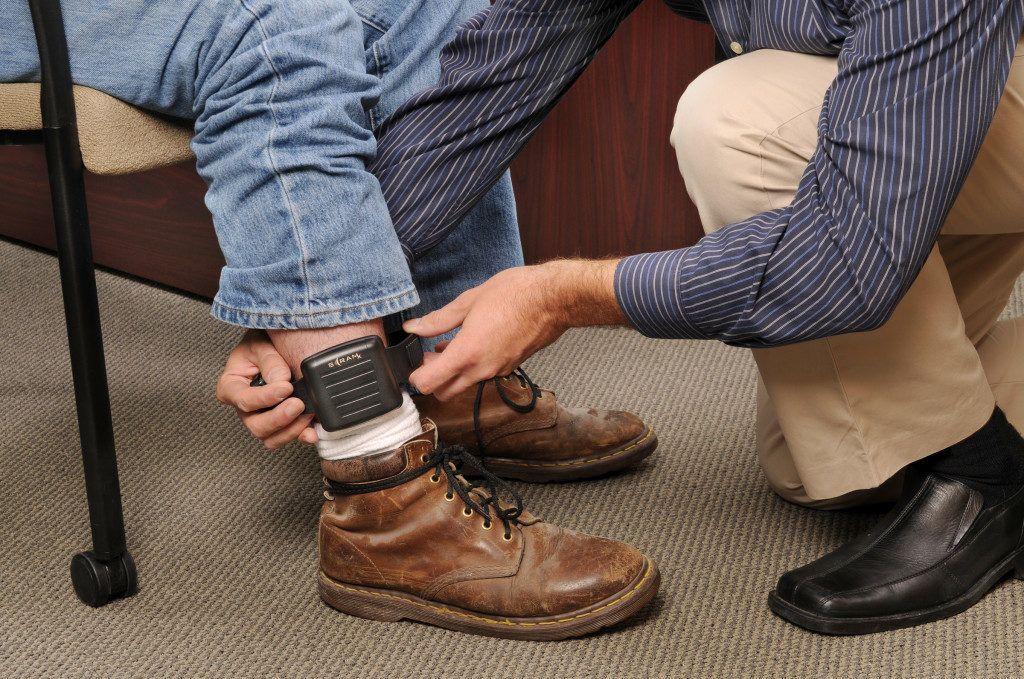 Gps Ankle Bracelet Removal - Alert Bracelet