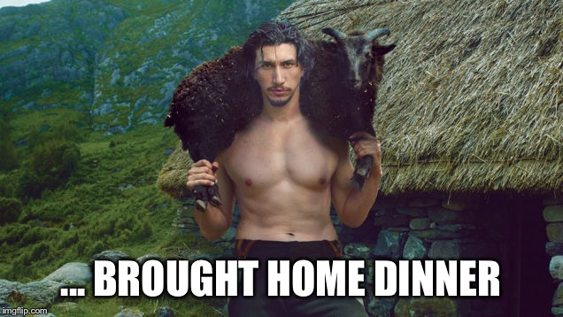 ... BROUGHT HOME DINNER | made w/ Imgflip meme maker