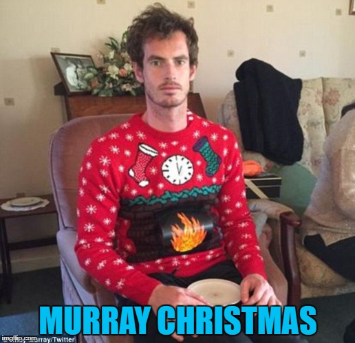 MURRAY CHRISTMAS | made w/ Imgflip meme maker