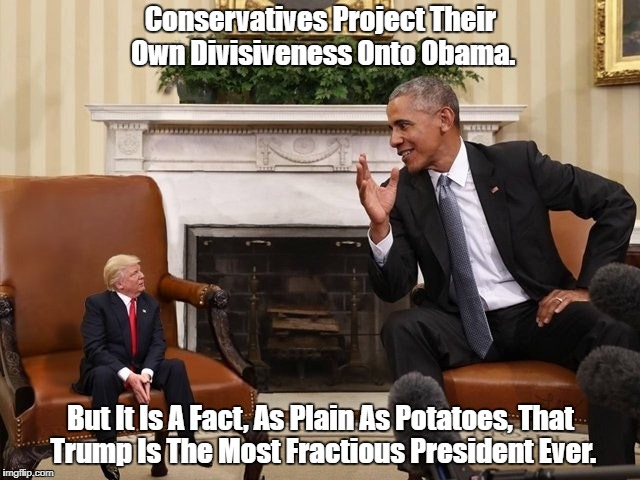 """Image result for """"pax on both houses"""" obama trump"""