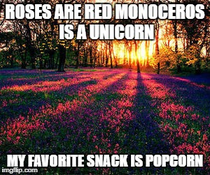 "What other word do you think ends with ""orn""? 