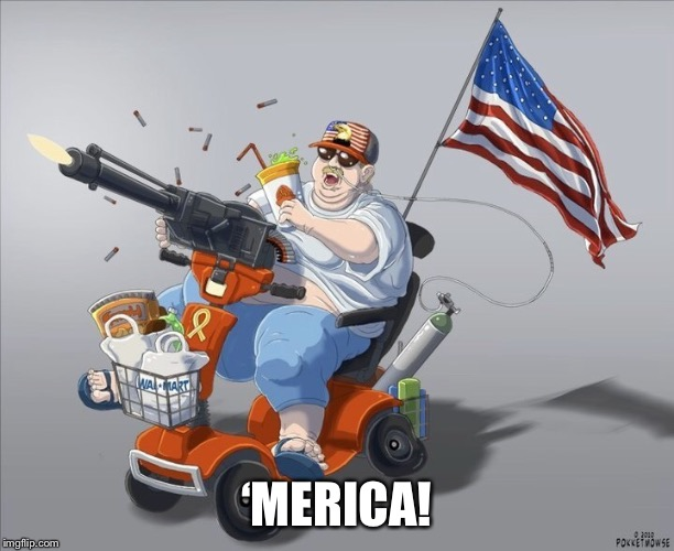 'MERICA! | made w/ Imgflip meme maker