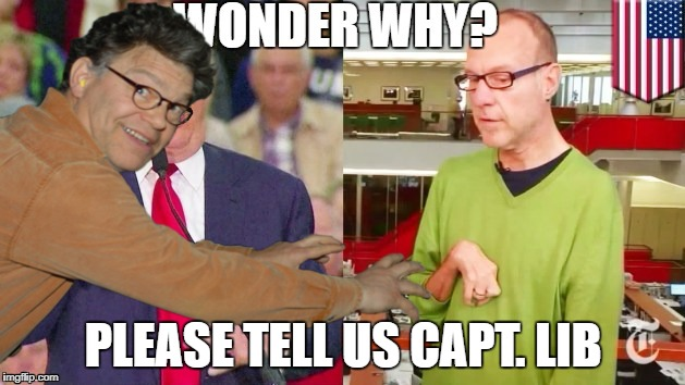 PLEASE TELL US CAPT. LIB | made w/ Imgflip meme maker