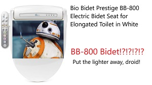 image tagged in star wars bb-8,bidet | made w/ Imgflip meme maker