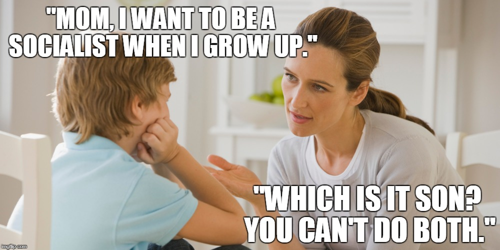 "These days you need to have ""that talk"" with your children.  