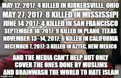 "The Next Time An Islamophobe Says ""The Media Reports The Truth!"" 