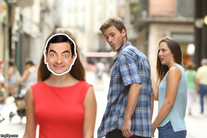 Bean there done that | image tagged in memes,mr bean,mr bean face,relationship memes,golf channel,funny | made w/ Imgflip meme maker
