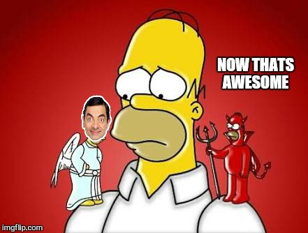 NOW THATS AWESOME | made w/ Imgflip meme maker