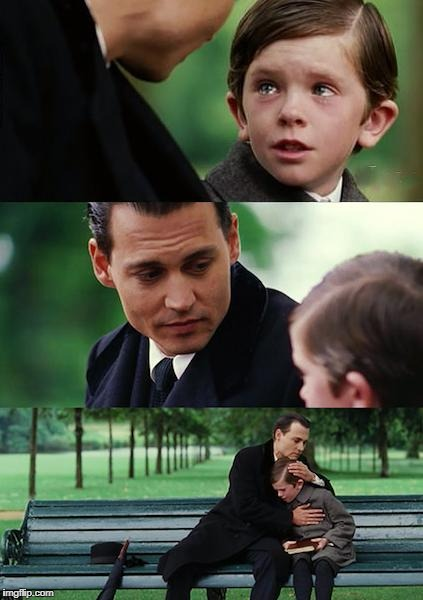 Finding Neverland Meme | image tagged in memes,finding neverland | made w/ Imgflip meme maker