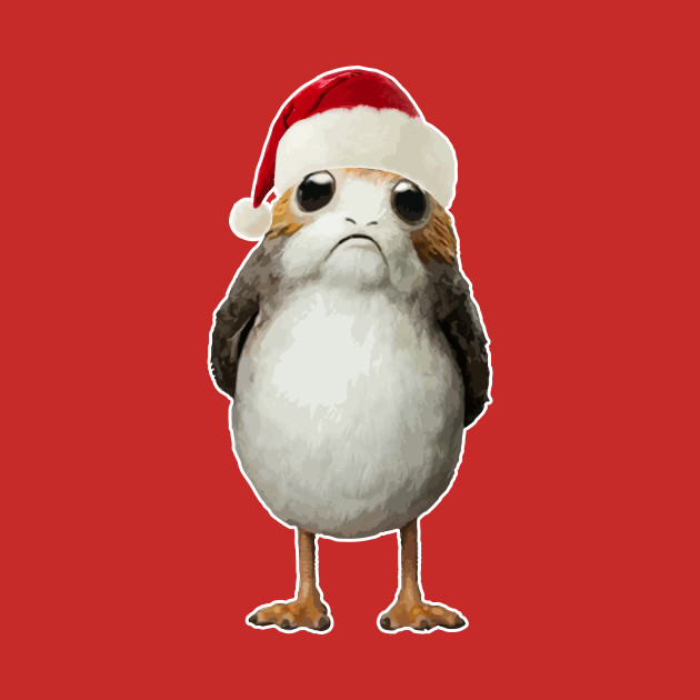 Christmas Porg Blank Template Imgflip